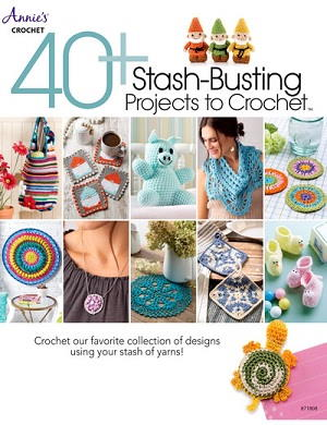 40+ Stash Busting Projects to Crochet