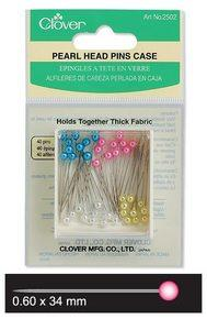 Pearl Head Pins (Carded)
