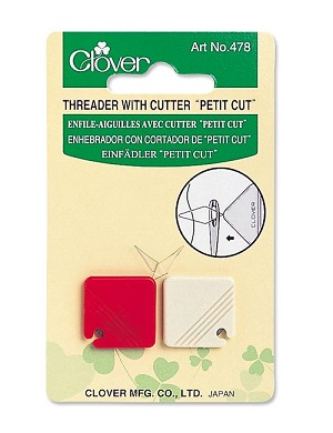 Threader with Cutter Petite Cut