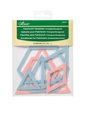Patchwork Templates (Triangle/Hexagon)