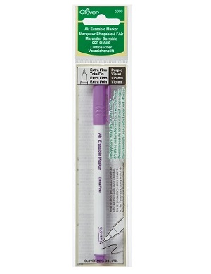 Air Erasable Purple Marker (Extra-Fine)