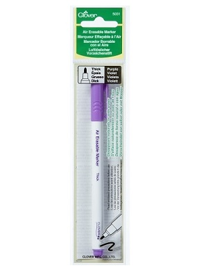 Air Erasable Purple Marker (Thick)