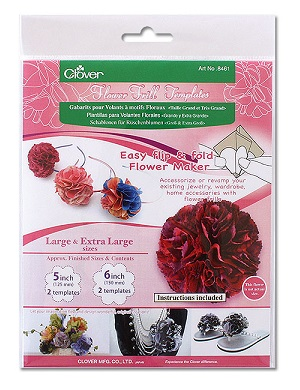 Flower Frill Templates (Large & Extra-Large)