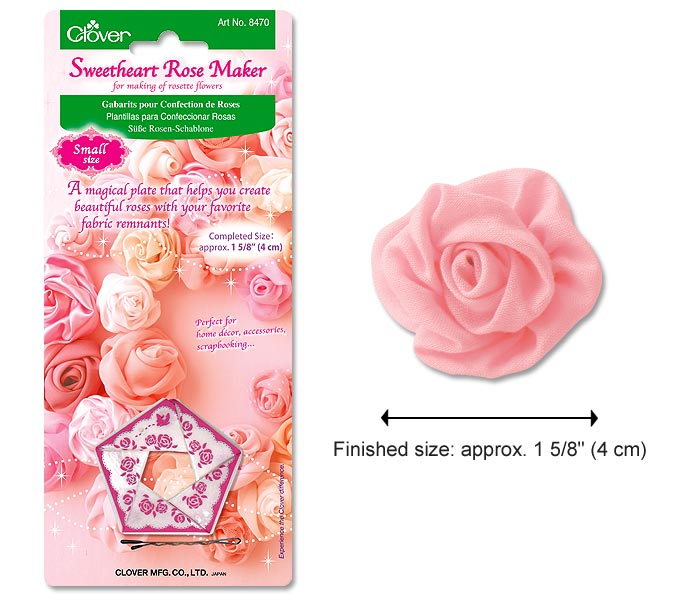 The Sweetheart Rose Maker (Small)