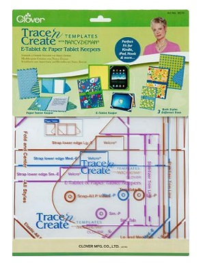 Trace n Create Tablet Keepers Template