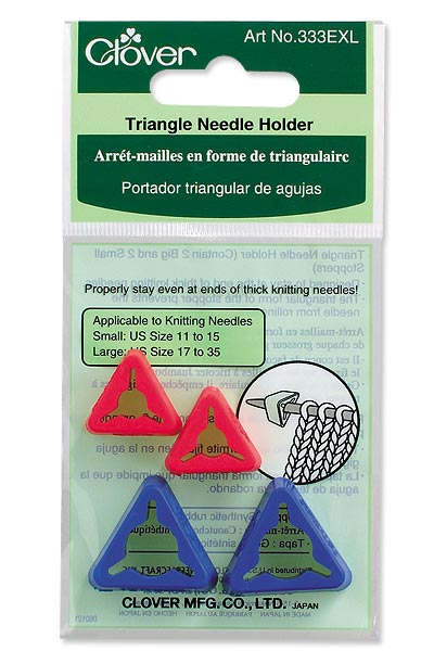 Jumbo Triangle Needle Holder